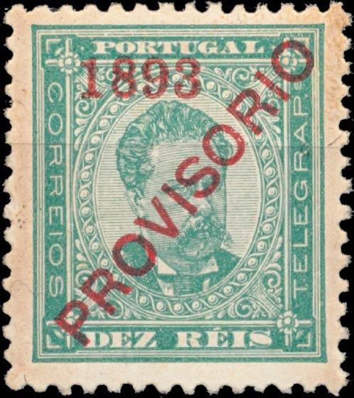 Portugal_1893_Provisorio_10reis_1905-reprint