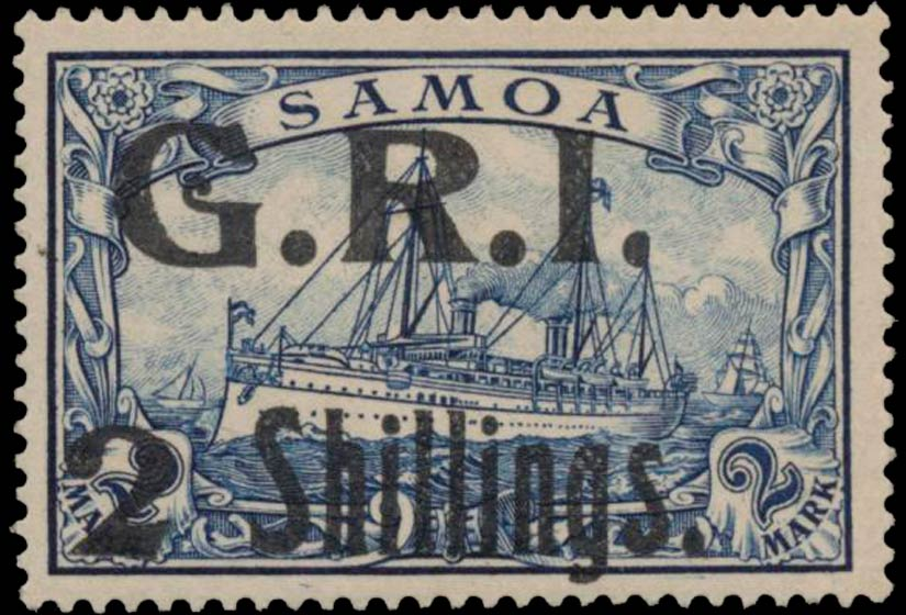 Samoa_GRI_2s-2m_Variety_Genuine