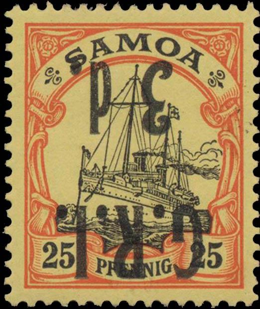 Samoa_GRI_3d-25pf_Inverted_Genuine