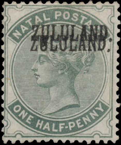 Zululand_1888_Natal_QV_halfd_Double_Genuine