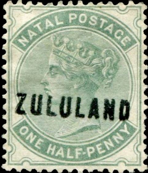 Zululand_1888_QV_1.5p_Green_Forgery