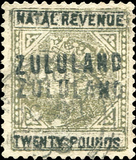 Zululand_Natal_20pound_Forgery