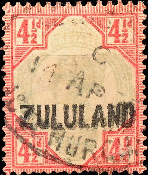 Zululand_QV_4halfd_Forgery