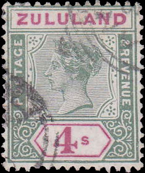 Zululand_QV_4s_Forgery