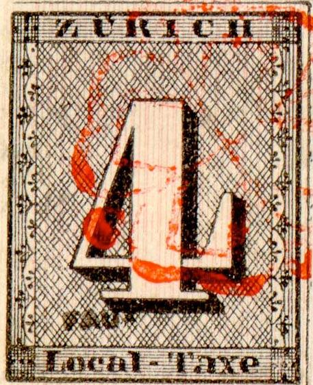 Zurich_1843_4rp_vertical-lines_Fournier_Forgery