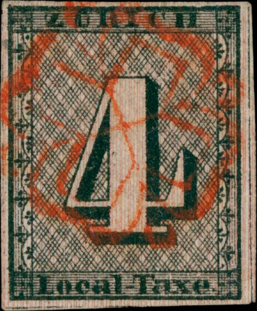Zurich_1843_4rp_vertical-lines_type1_Sperati_Forgery