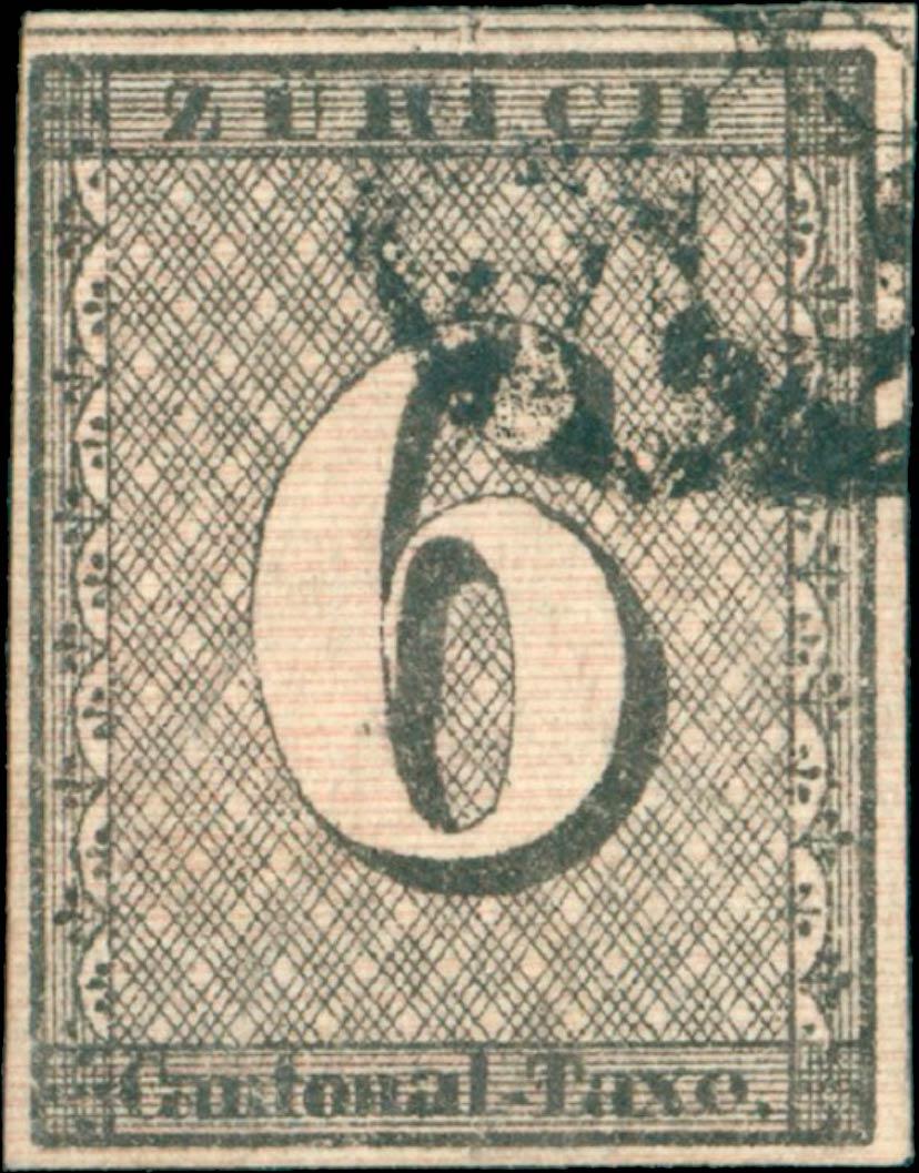 Zurich_1843_6rp_horizontal-lines_type3_Genuine
