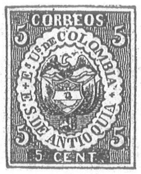Antioquia_1868_Coat-of-Arms_5centavos_Torres_illustration