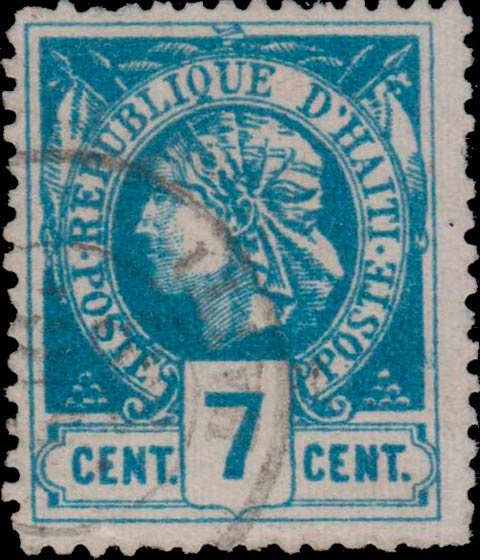 Haiti_1882-85_Liberty_7c_Forgery