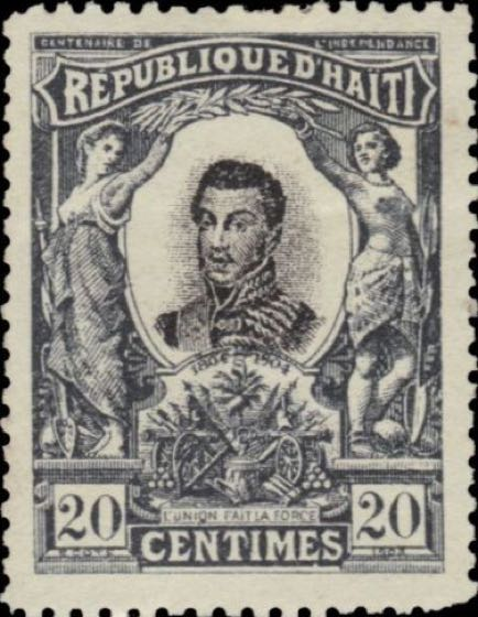 Haiti_1904_President_Alexandre_Sabes_Petion_20c_Forgery