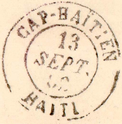 Haiti_Fournier_Forged_Postmark