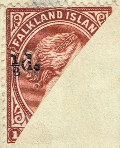 Falkland_Islands_1891_QV_Bisect_Forgery2