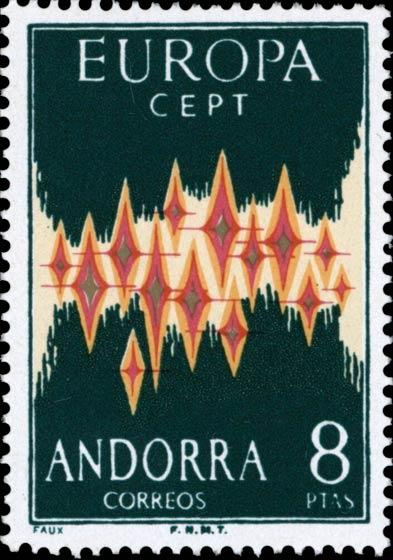 Andorra_1972_Europa-CEPT_8ptas_Forgery