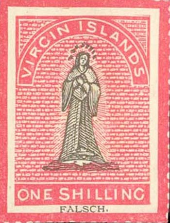 British_Virgin_Islands_1867_St.Ursula_1s_Forgery2