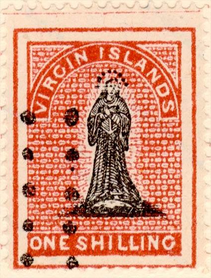 British_Virgin_Islands_1867_St.Ursula_1s_Fournier_Forgery2