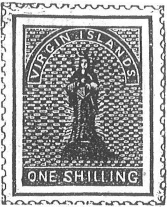 British_Virgin_Islands_1867_St.Ursula_1s_Torres_illustration
