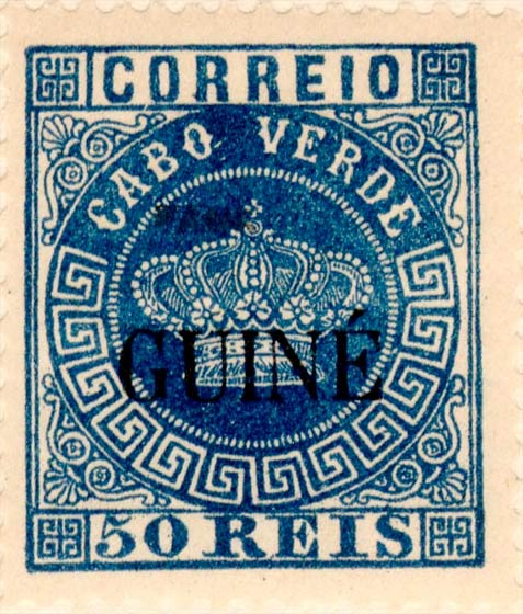 Portuguese_Guinea_1880-85_Crown_50r_blue_Fournier_Forgery