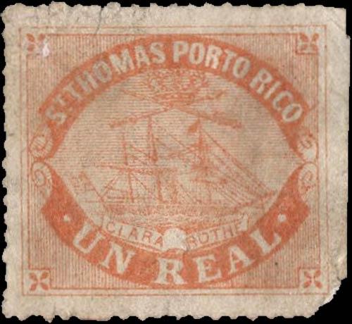 Puerto_Rico_1869_St.Thomas_Clara-Rothe_1r_Bogus_Forgery2