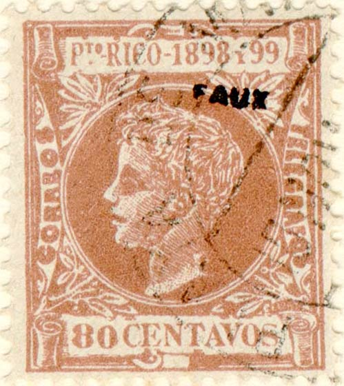 Puerto_Rico_1898_Alfonso_80c_Fournier_Forgery