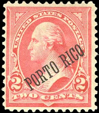 Puerto_Rico_USA_2c_Surcharged_Genuine