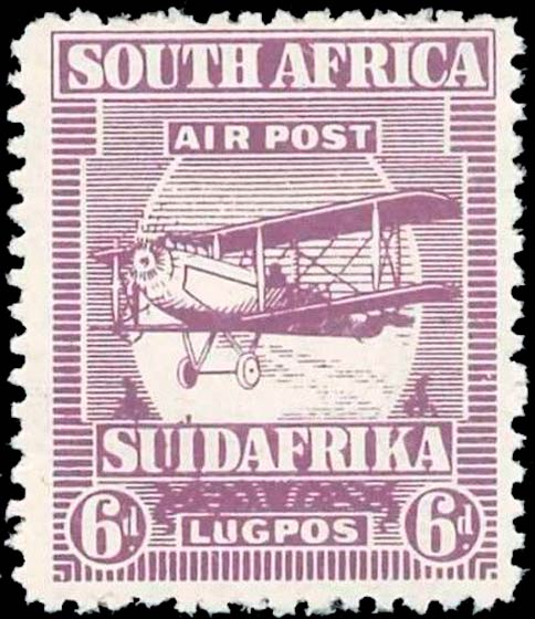 South_Africa_1925_Airmail_6d_Forgery