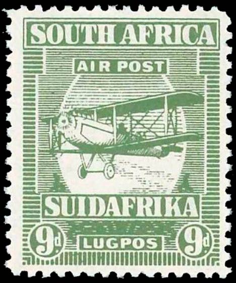 South_Africa_1925_Airmail_9d_Forgery