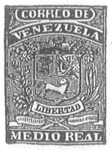 Venezuela_1859_Coat-of-Arms_Medio_Real_Torres_illustration