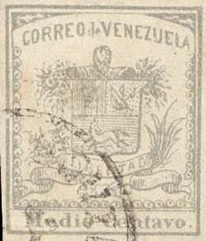Venezuela_1862_Coat-of-Arms_Medio_Centavo_Forgery3