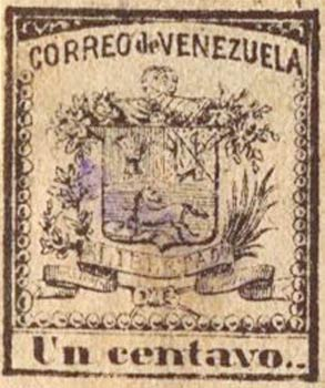 Venezuela_1862_Coat-of-Arms_Un_Centavo_Forgery2