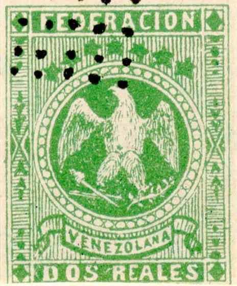 Venezuela_1863_Eagle_Dos_Reales_Fournier_Forgery