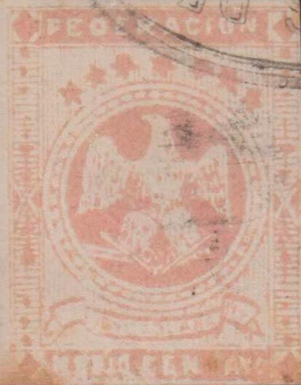 Venezuela_1863_Eagle_Medio_Centavo_Forgery