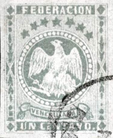 Venezuela_1863_Eagle_Un_Centavo_Forgery2