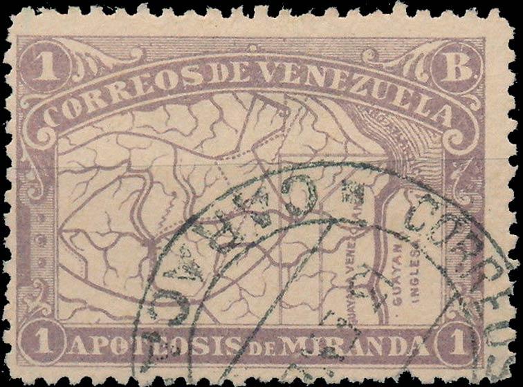 Venezuela_1896_Apoteosis-de-Miranda_1b_Forgery