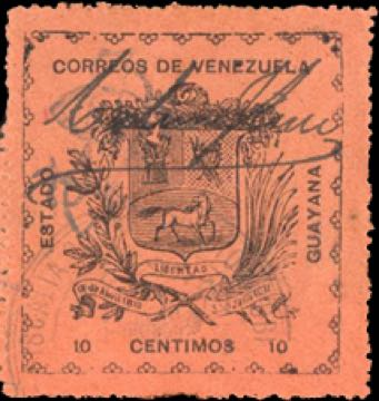 venezuela_1903_guayana-and-maturin_10c_genuine