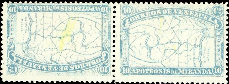 Venezuela_Apoteosis-de-Miranda_10c_Reprint