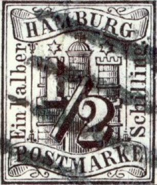 Hamburg_1859_Michel_1_Forgery7