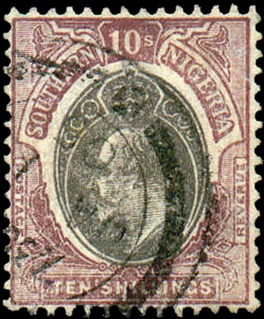 Southern_Nigeria_Edward_10s_Forgery