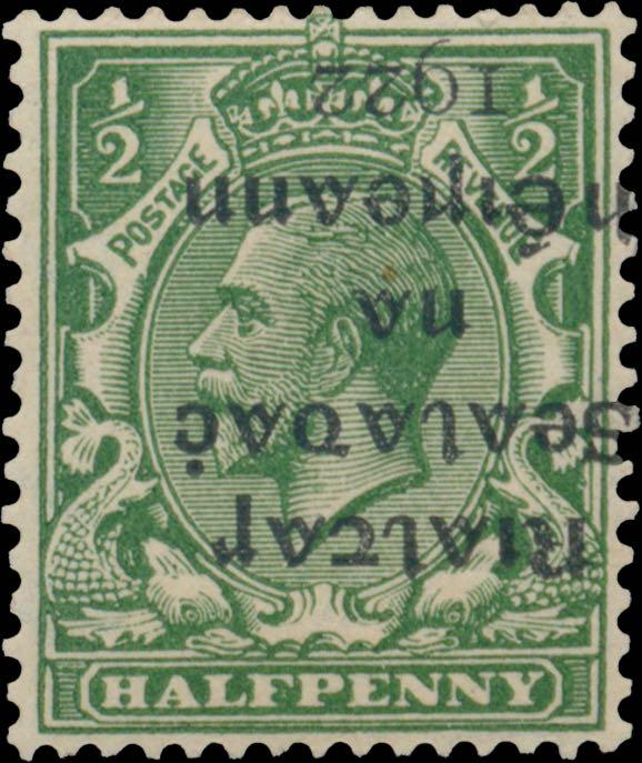 Ireland_1922_SG1a_Genuine