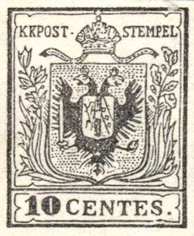 Lombardy-and-Venetia_1850_Coat-of-Arms_10c_Forgery3