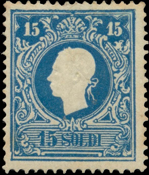 Lombardy-and-Venetia_1858_Franz_Joseph_15s_Type-I_Genuine