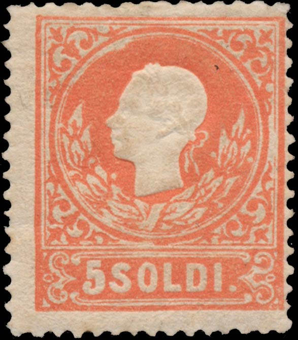 Lombardy-and-Venetia_1858_Franz_Joseph_5s_Type-I_Genuine