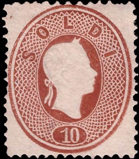 Lombardy-and-Venetia_1862_Franz_Joseph_10s_Reprint
