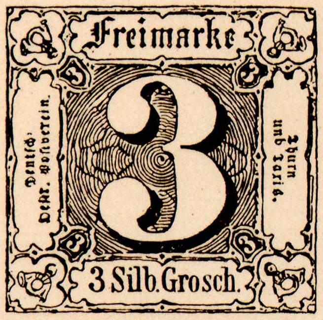 Thurn_und_Taxis_1852_3Sgr_Fournier_Forgery
