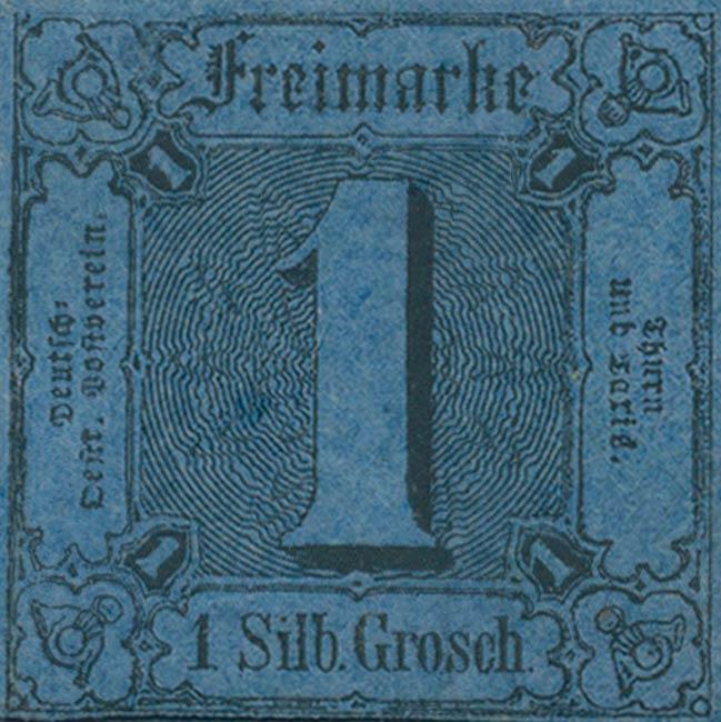 Thurn_und_Taxis_1852_Mi4_1Sgr_Genuine