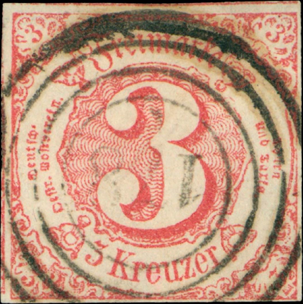 Thurn_und_Taxis_1862_Mi32_3Kr_Genuine