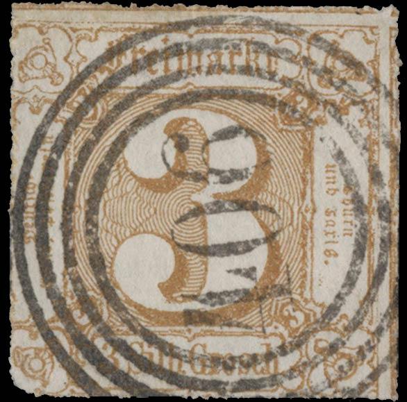 Thurn_und_Taxis_1865_Mi40_3Sgr_Genuine