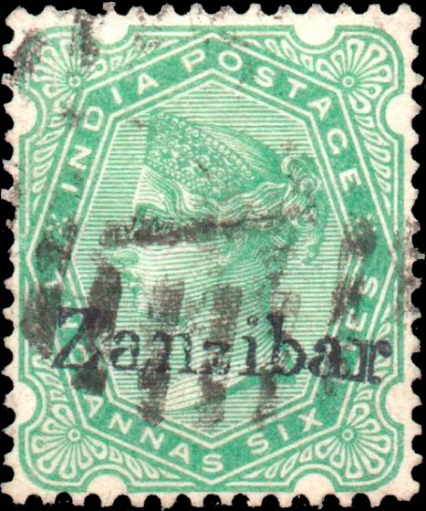 Zanzibar_India_2a6p_Forged_Overprint