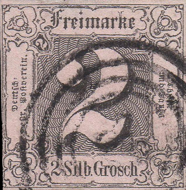 Thurn_und_Taxis_1852_Mi5_2Sgr_Genuine