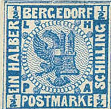 Bergedorf_1_1861_Blue_Proof