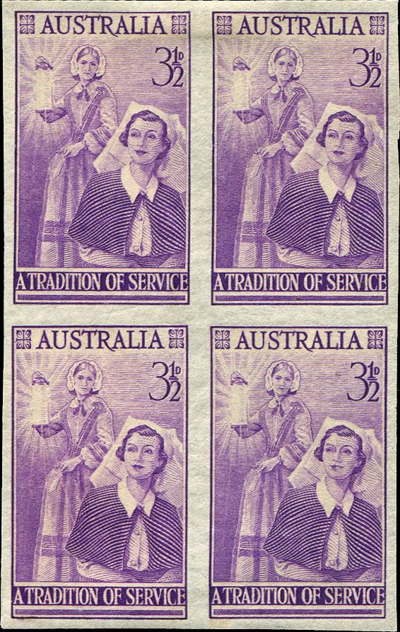 Australia_1950s_Forgeries_trimmed_Genuine2